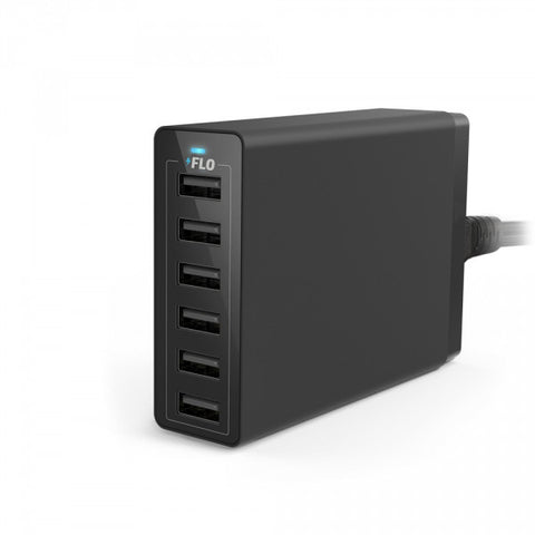 ZAAP 60W - 6 Port Smart Charger