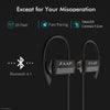 AQUA ACTIV BLUETOOTH HEADPHONES/EARPHONES