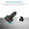 Zaap Four port Turbo Car charger