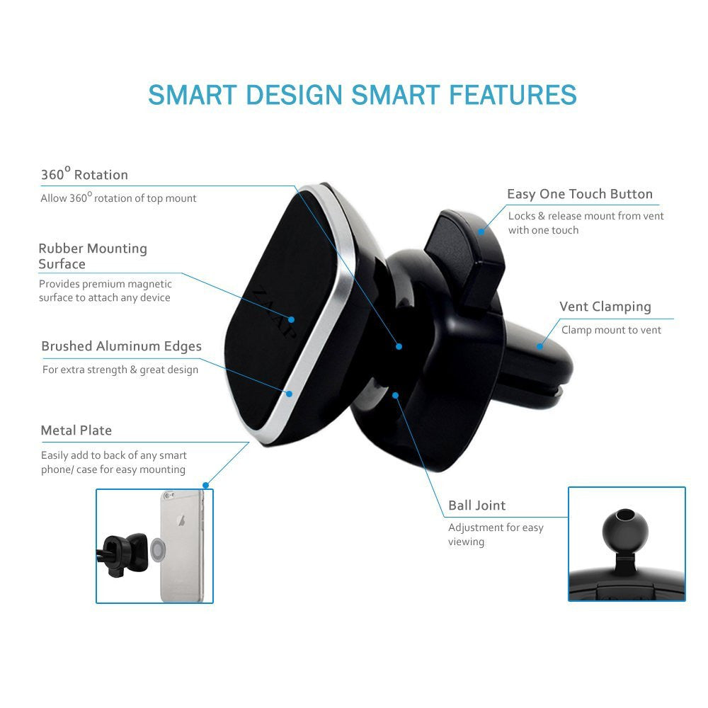 MAGNETIC TOUCH ONE CAR MOUNT