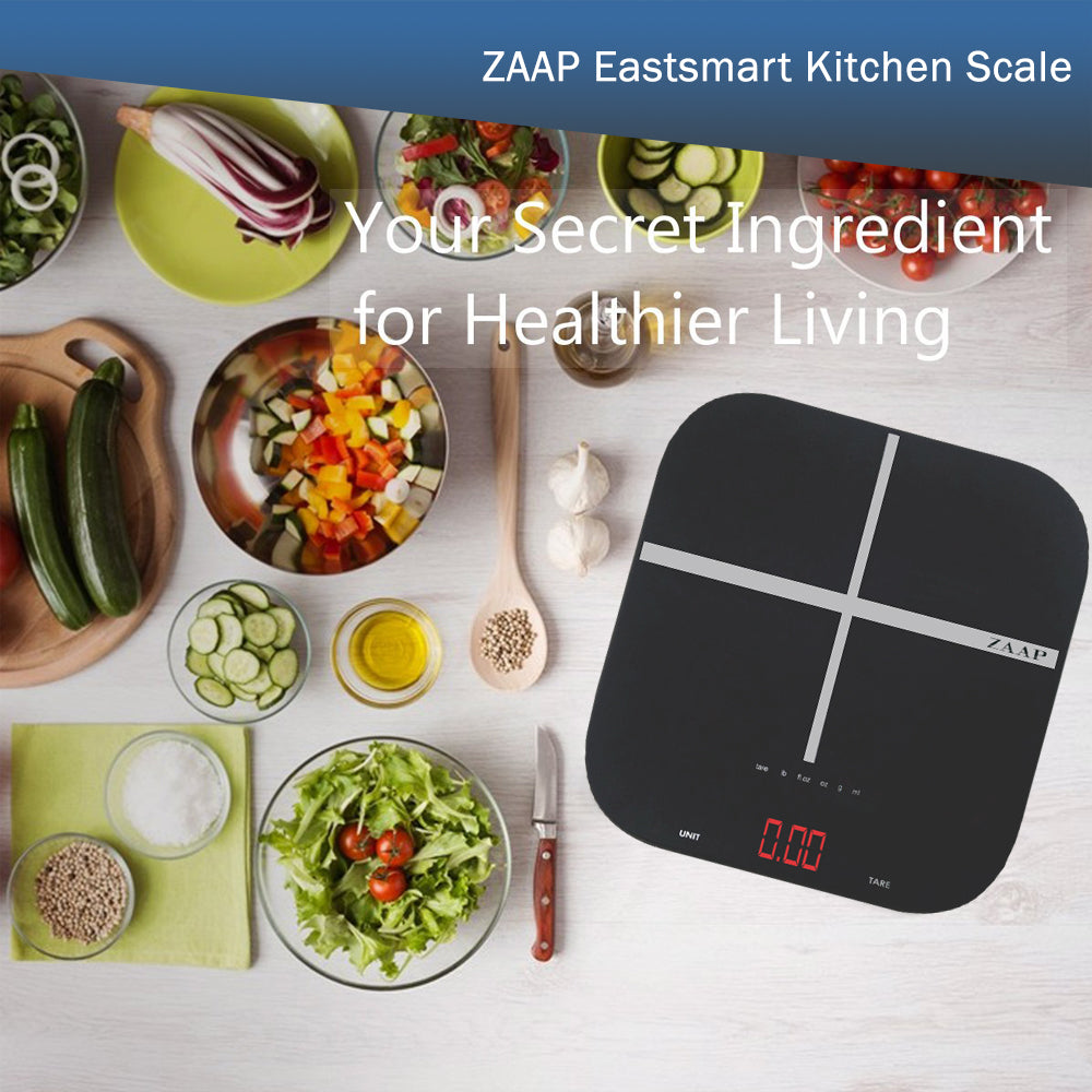 EATSMART KITCHEN SCALE/ WEIGHING SCALE