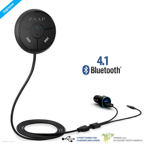 ZAAP Bluetooth 4.1 Car Kit