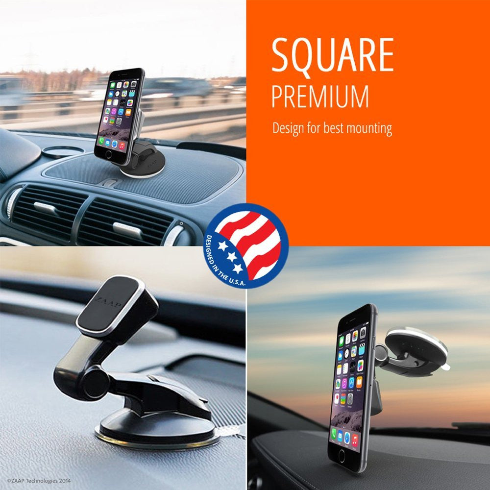 MAGNETIC TOUCH TWO CAR MOUNT