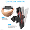 ZAAP Easy Vent 2 Car Mount Holder