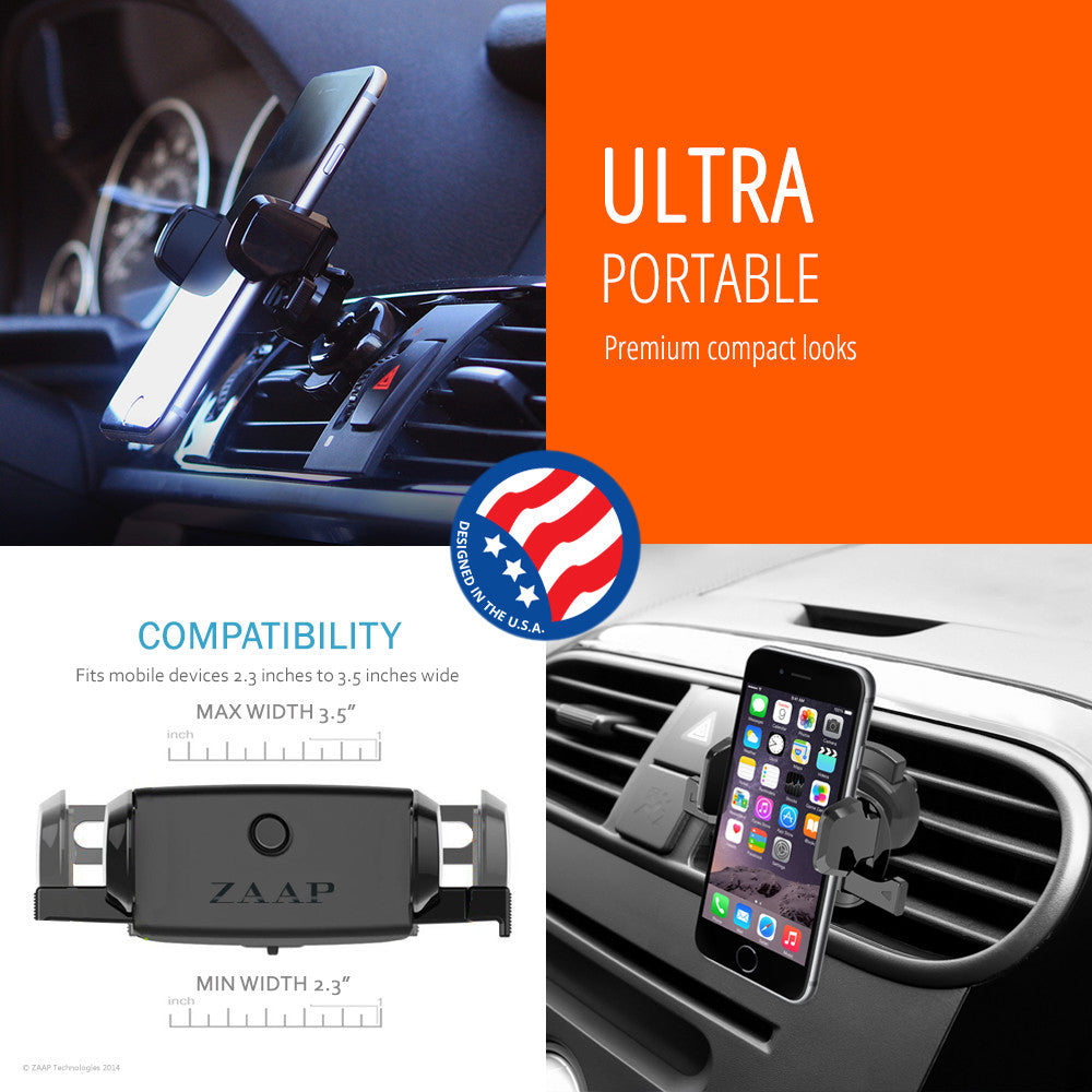 Best Car Mobile Mount for dashboard and windshield phone holder for car interior accessories