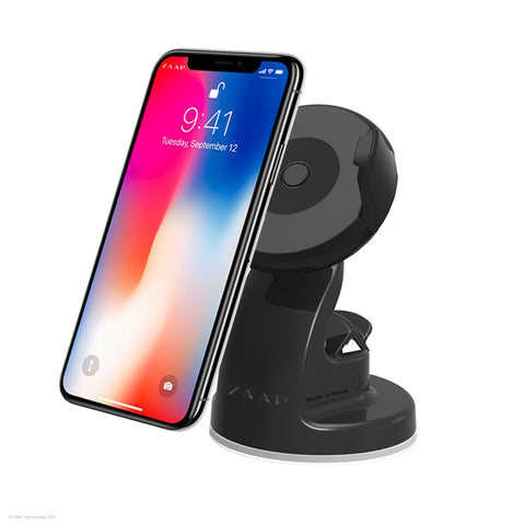 QUICK TOUCH THREE UNIVERSAL CAR MOUNT
