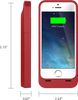 ZAAP Activ 2300mAh iPhone 5 & 5S Battery Case