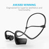 ZAAP Soundone Bluetooth Waterproof Headphones (Black)