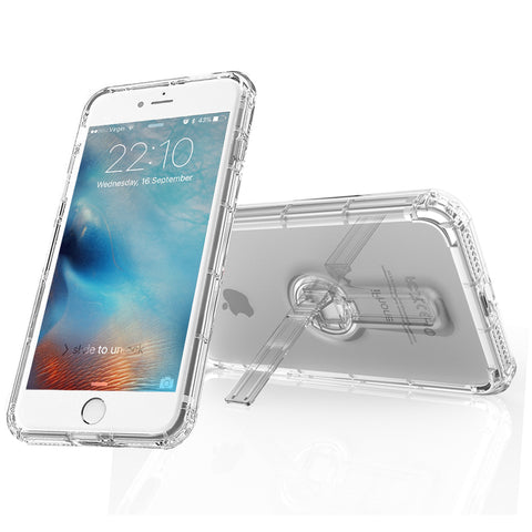 ZAAP Defender Pro iPhone 6/6S Case ( Transparent/Clear)