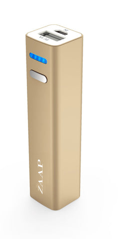 ZAAP Mini 3200mah Universal Power Bank