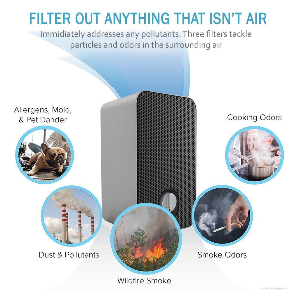 AIR PURIFYING SYSTEM