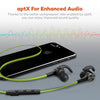 AQUA MAGNETO BLUETOOTH HEADPHONE (GREEN)