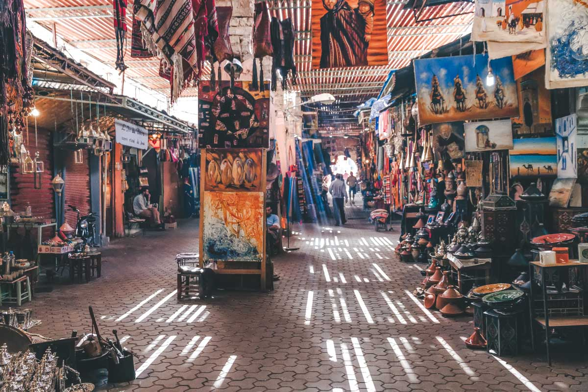 9 days in Morocco