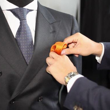 How to Fold a Pocket Square with ASKMEN.COM