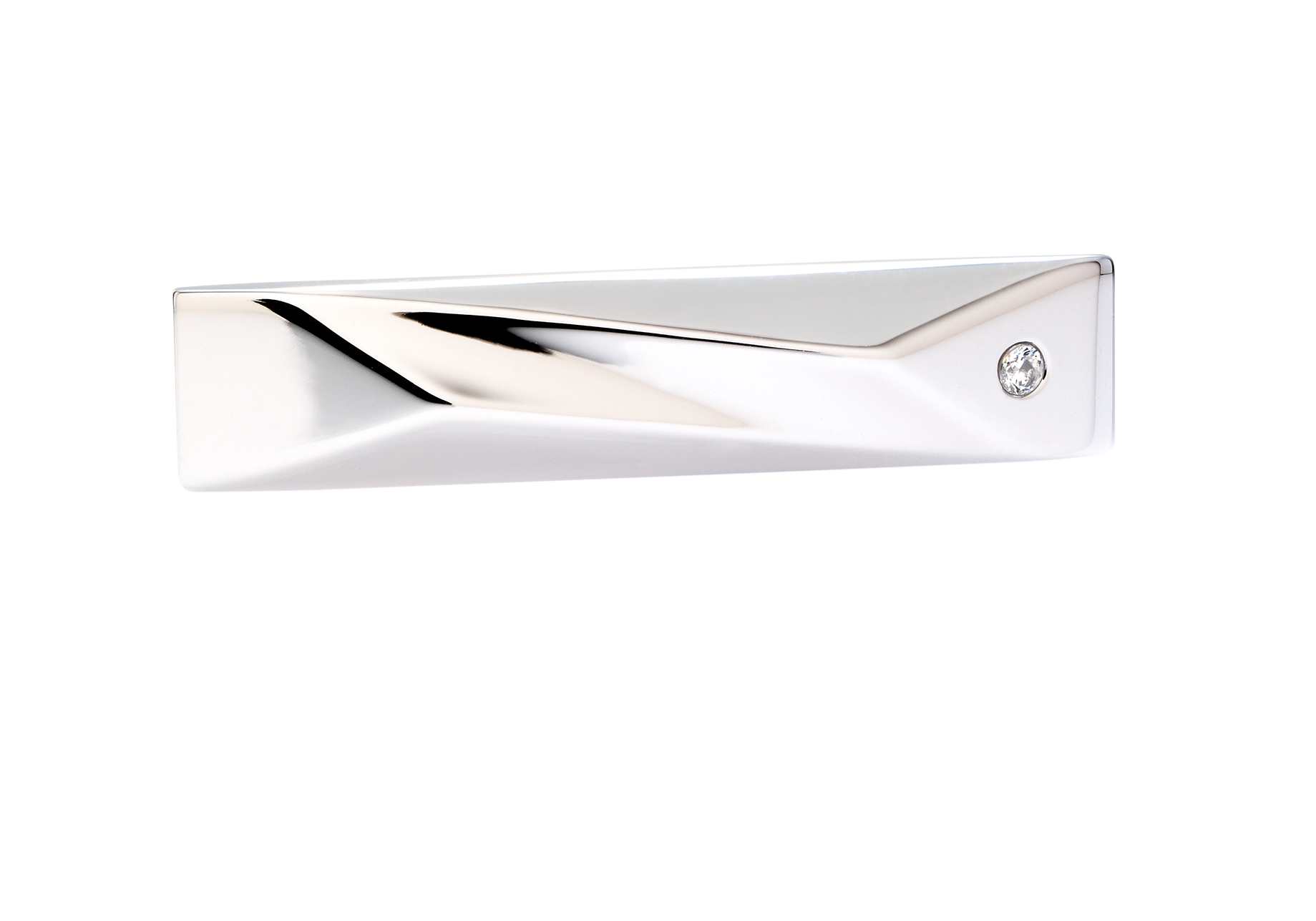 Sterling Silver Staccato Tie Bar