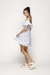 Nayla Dress Spring Blossom
