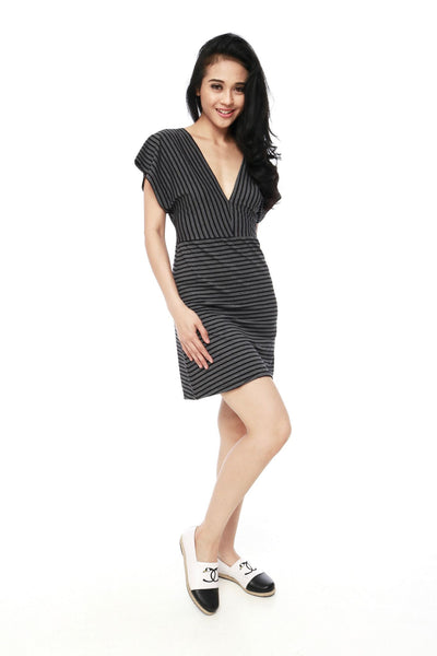 Dress - Elena Misty-Black Dress