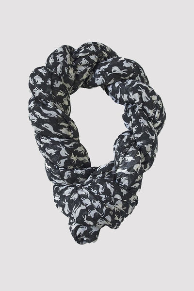 Scarf/ Hijab - Run Rabbit Run Scarf/ Hijab