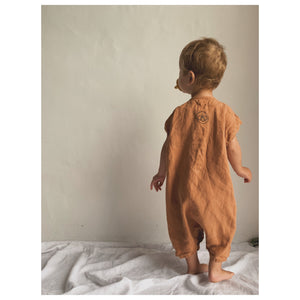 dba puffin suit - caramel