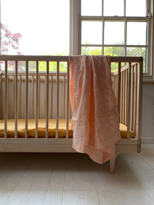 infant set . tonal 04. dba ready dyed linen