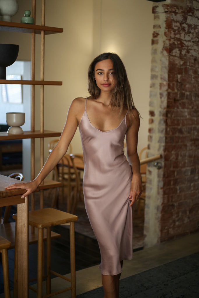 New York Dress - Blush
