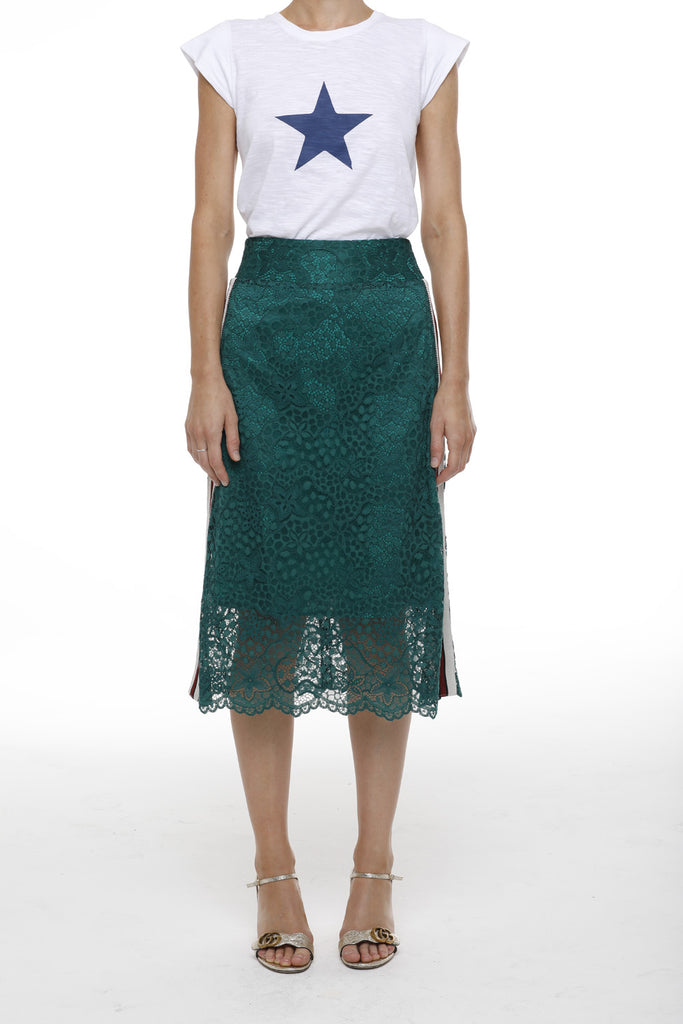Harlow Skirt - Green