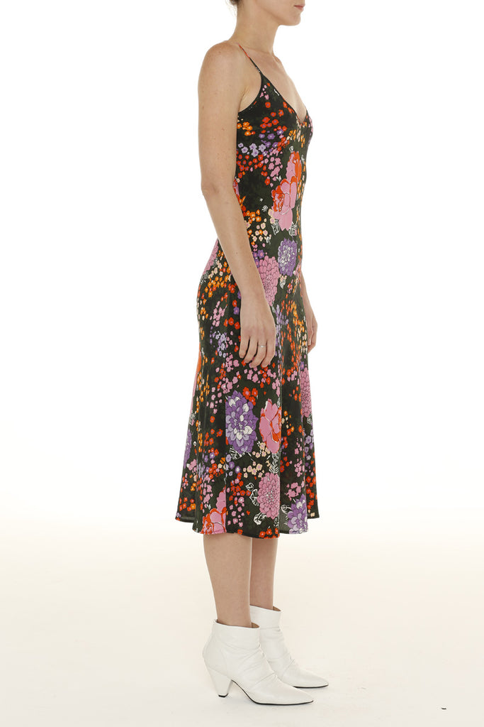 New York Dress - Vintage Floral
