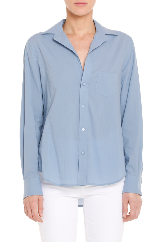 Bronte Shirt - Shark Blue