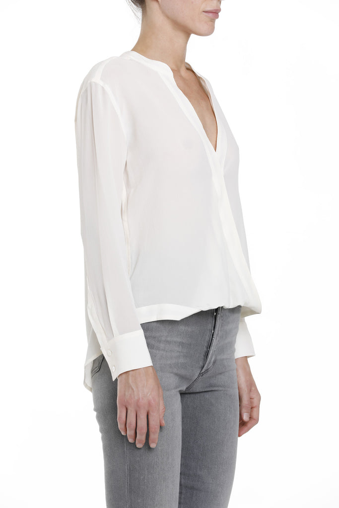 Lucia Blouse - Ivory