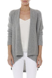 Madrid Knit Cardigan - Grey