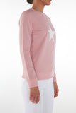 Sancia Star Sweatshirt - Pink