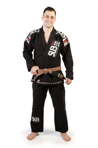 Black SUB Pro Gi - With Gi Bag
