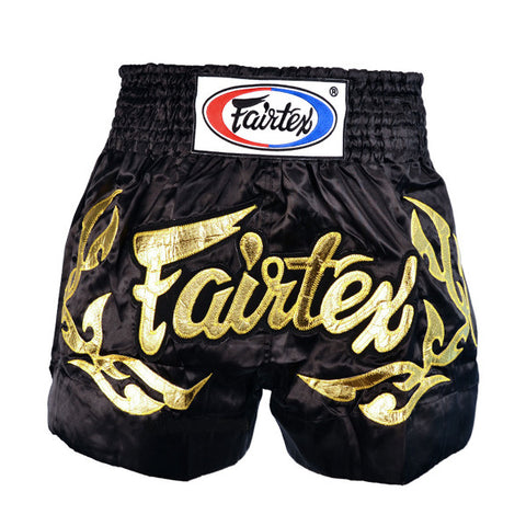 Fairtex Eternal Gold Muaythai Shorts