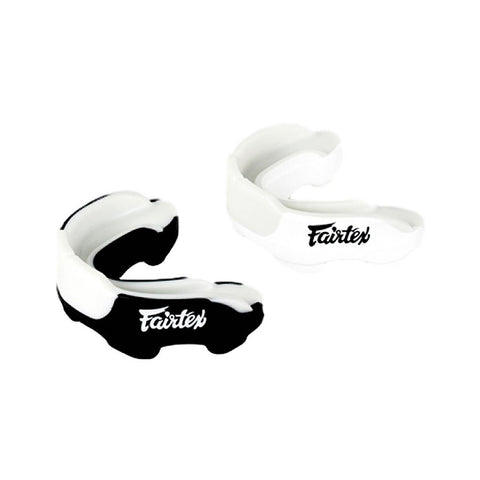 Fairtex MG3 Gel Mouthguard Black