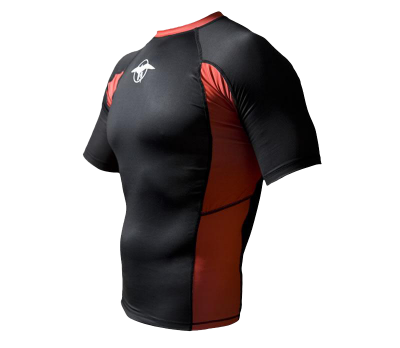 Hayabusa Haburi Rash Guard Short Sleeve -
