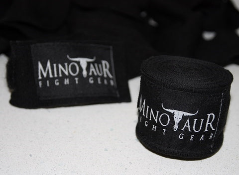 "Minotaur Fight Gear 180"" Hand Wraps -  - 1"