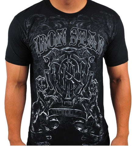 Iron Star Hold 'em Up High T-Shirt -