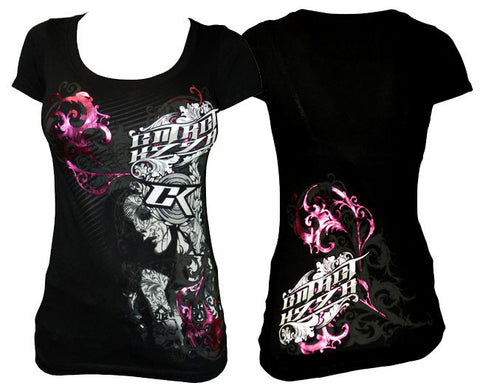 Contract Killer Leila Ladies T-Shirt -