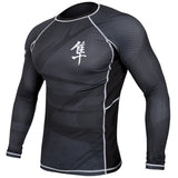 Hayabusa Metaru Rashguard Long Sleeve -  - 1