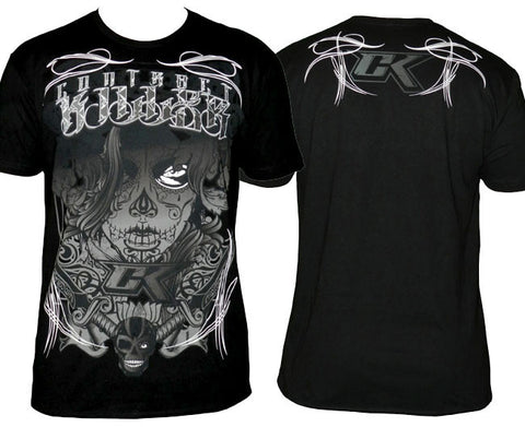 Contract Killer Muerta T-Shirt -