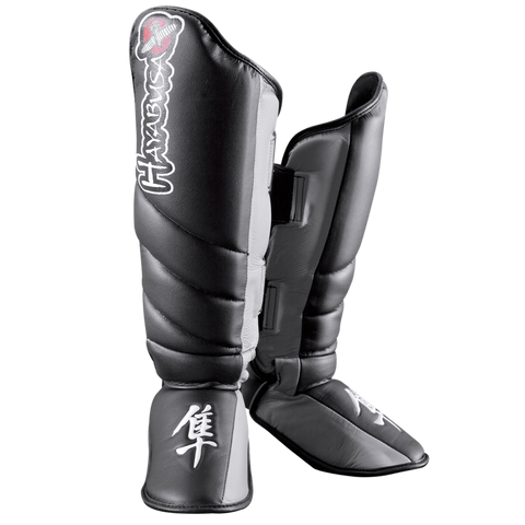 Hayabusa Tokushu Pro Striking Shinguards -