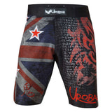 Urobach Origin New Zealand Fight Shorts