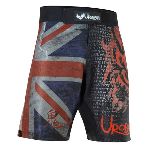 Urobach Origin UK Fight Shorts