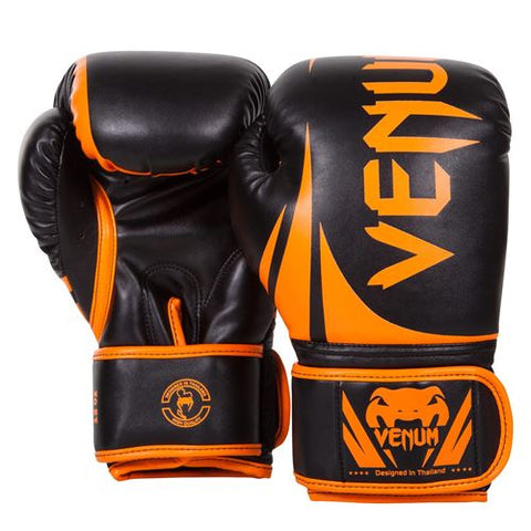 Venum Challenger 2.0 Boxing Gloves Orange 16oz