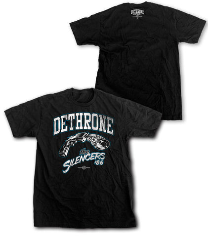 Dethrone Royalty The Sliencers T-Shirt -