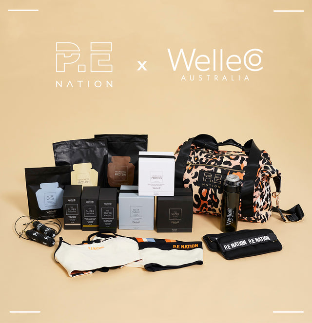 A Month of Wellness with P.E Nation #WELLENATION - $1000 Giveaway