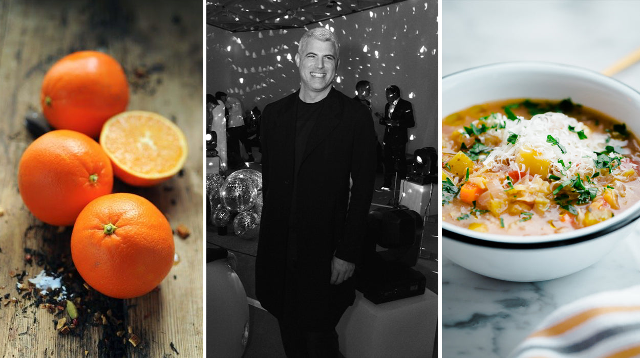 Daily Bites – Shay Thomas Shares His Post-Fashion Week Day In Food With Dr. Simone Laubscher PhD.