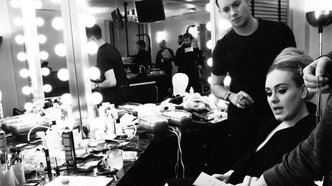 5 Minutes With Adele's Make-Up Artist
