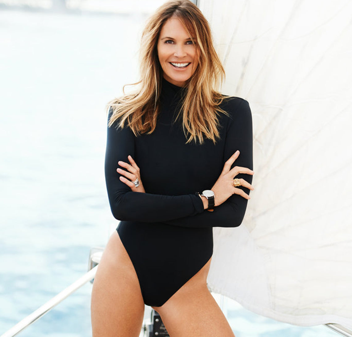 This is how to do complete alkaline wellness like Elle Macpherson