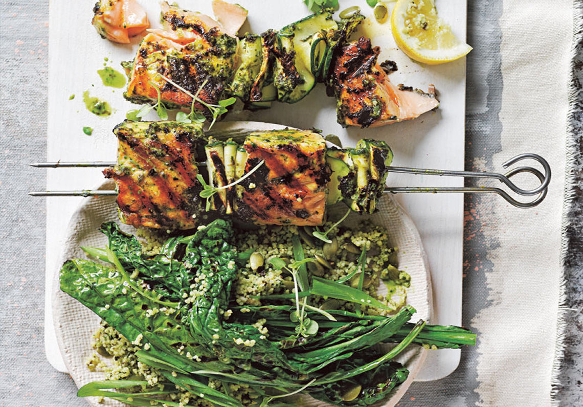 Elle's favourite alkaline recipes